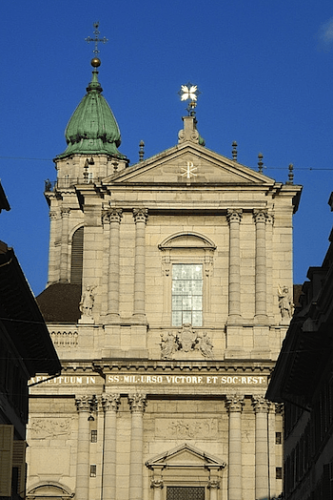Nationaler Fatima-Gebetstag vom 4. Oktober 2014 in Solothurn
